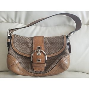 🔥SALE🔥COACH Signature C Soho Handbag